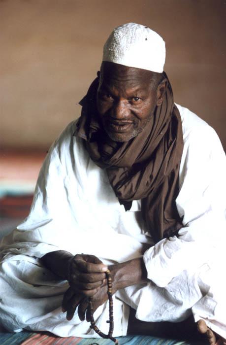 Randí se senegalským muslimským mužem